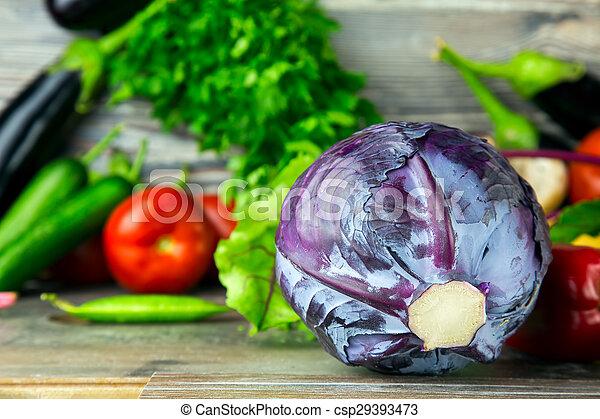 Verduras - csp29393473