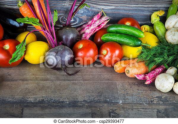 Verduras - csp29393477
