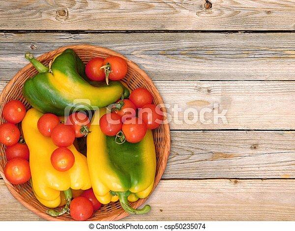 Verduras - csp50235074