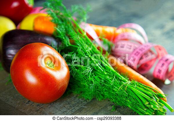 Verduras - csp29393388