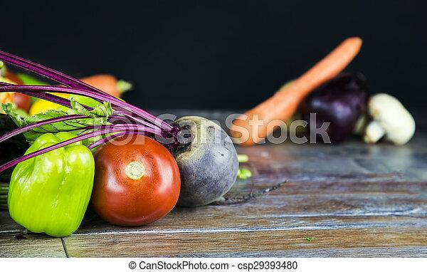 Verduras - csp29393480