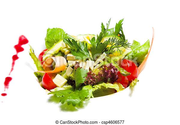 vegetarian snack - csp4606577