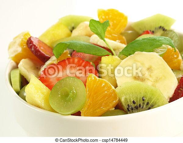Vegetarian snack - csp14784449