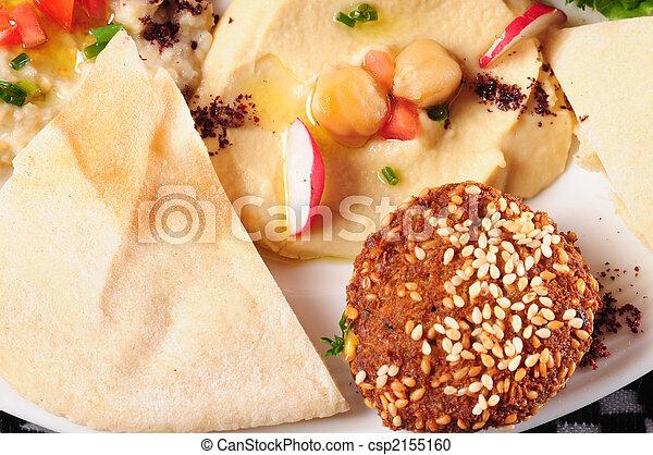 Vegetarian snack - csp2155160