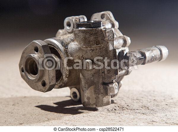 Vehicle hydraulic pump - csp28522471