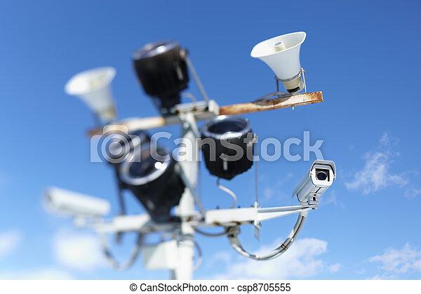 veiligheidssysteem - csp8705555