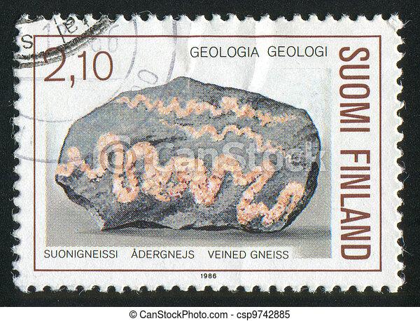 Veined Gneiss - csp9742885