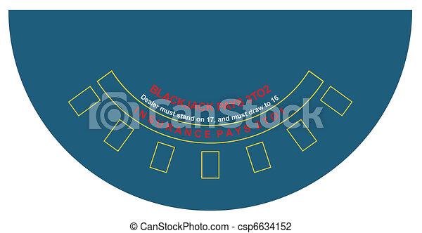 Blackjack - csp6634152