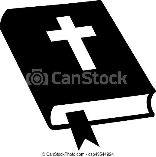 vektor, biblia - csp43544924