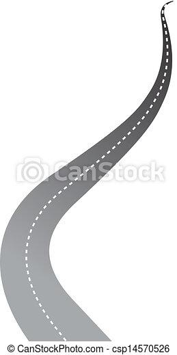 vektor, kapu, út, beszerez - csp14570526