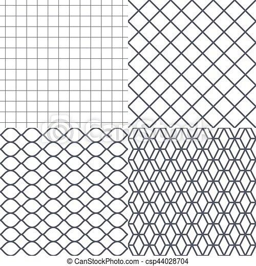 Vektor, netz, käfig, draht, hintergrund. Netz, draht, abbildung ...