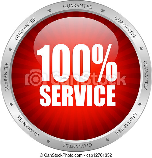 Vector Service Icon - csp12761352