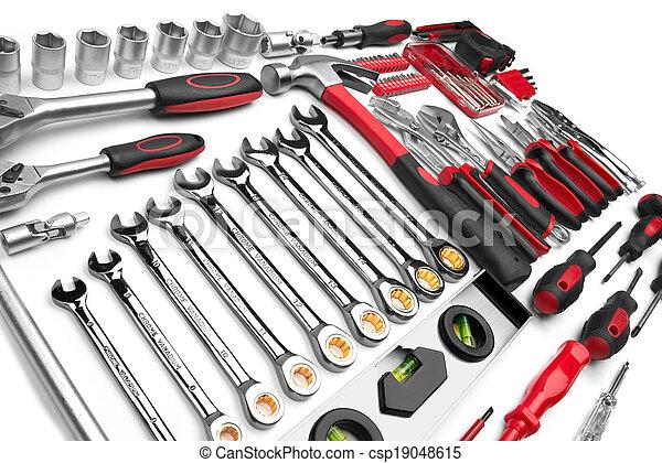 velen, gereedschap - csp19048615