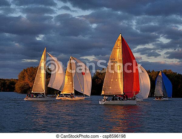 Barcos - csp8596198