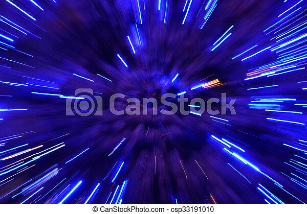 Trasfondo de tecnología de velocidad abstracta - csp33191010