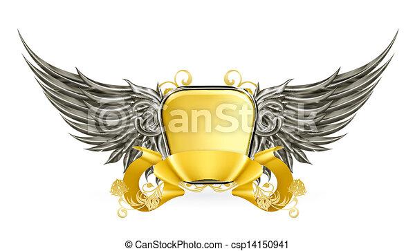 vendange, 10eps, emblème - csp14150941