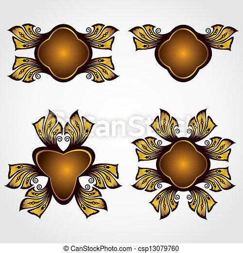Un clásico dorado - csp13079760