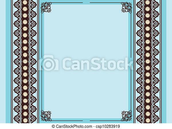 Un fondo de tapicería - csp10283919