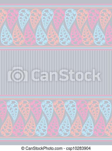 Un fondo de tapicería - csp10283904