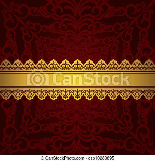 Un fondo de tapicería - csp10283895