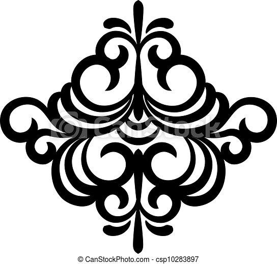 Un fondo de tapicería - csp10283897