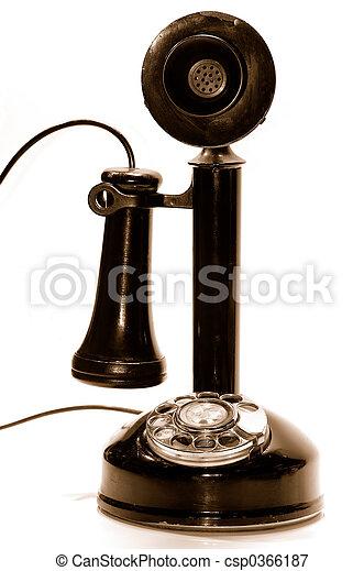 Un teléfono de alquiler - csp0366187