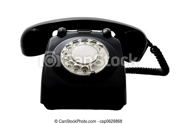 Un teléfono de alquiler - csp0629868