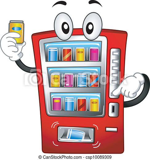 Vending Machine Clip Art
