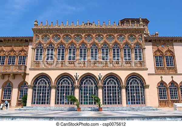 Palazzo veneciano - csp0075612