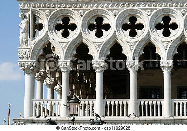 Loggia Bilder venedig doges loggia palast italien loggia palast