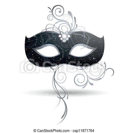 Venetian Mask - csp11871764