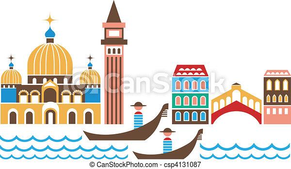 Venice - csp4131087