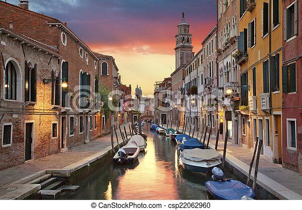 Venecia. - csp22062960