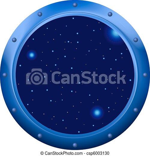venster, ruimte - csp6003130