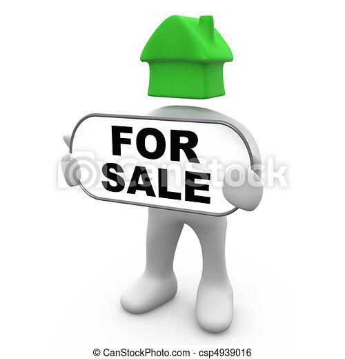 A la venta - csp4939016