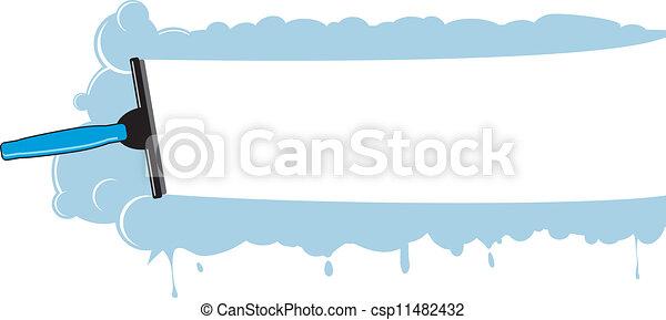 Limpia ventanas - csp11482432