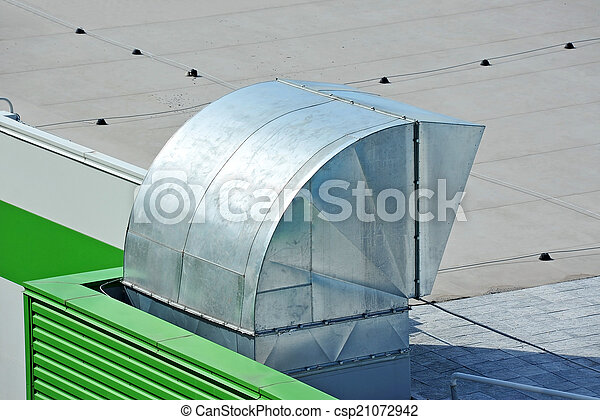 ventilation, industriel, système - csp21072942