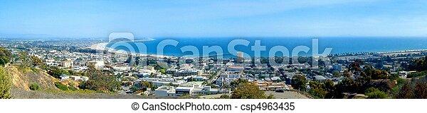 Ventura Ocean View - csp4963435