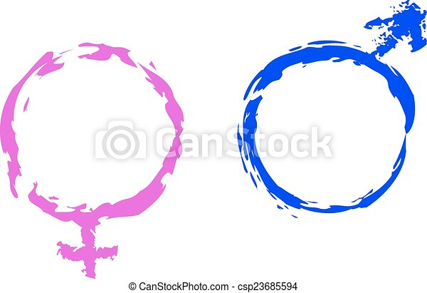 Venus And Mars Symbols For Gender And Sexuality