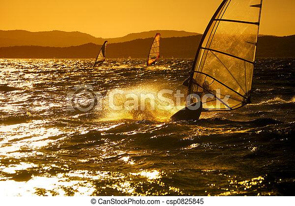 Deportes de verano - csp0825845