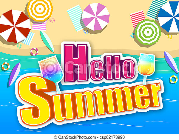 verano - csp82173990