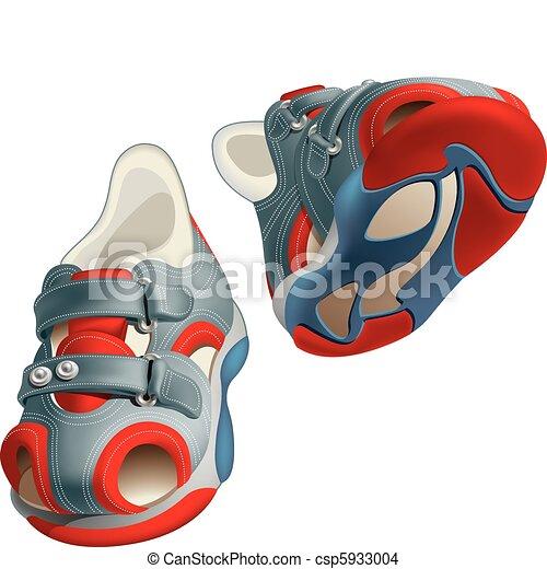 Zapatos de verano - csp5933004