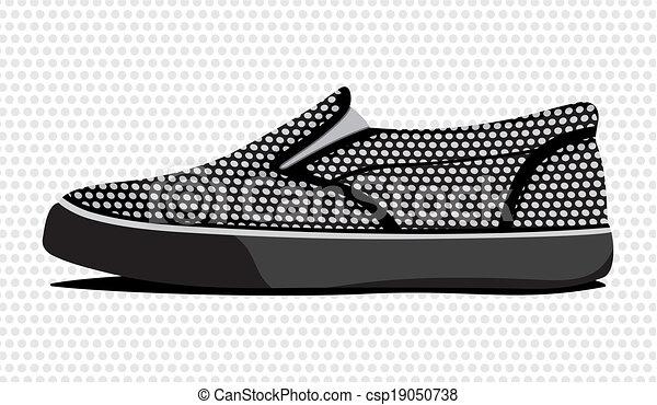 Zapatos de verano - csp19050738