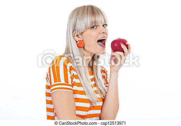 verboden fruit - csp12513971