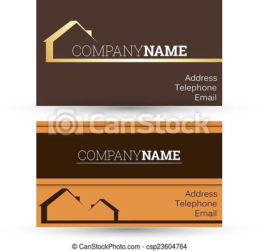 Ventas de bienes raíces - csp23604764
