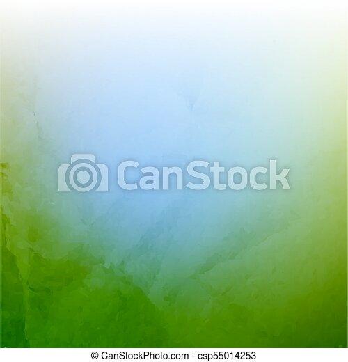 verde blu, struttura, fondo - csp55014253
