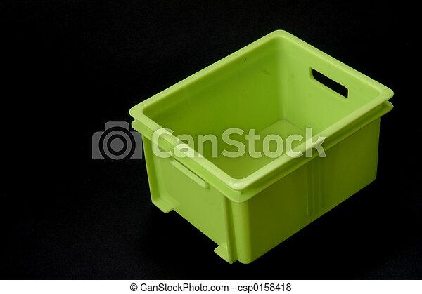 Caja verde - csp0158418