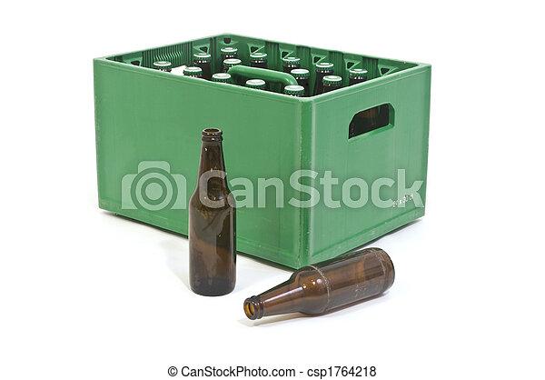 Caja verde - csp1764218
