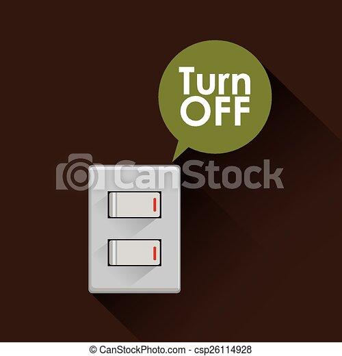 Diseño de energía verde - csp26114928
