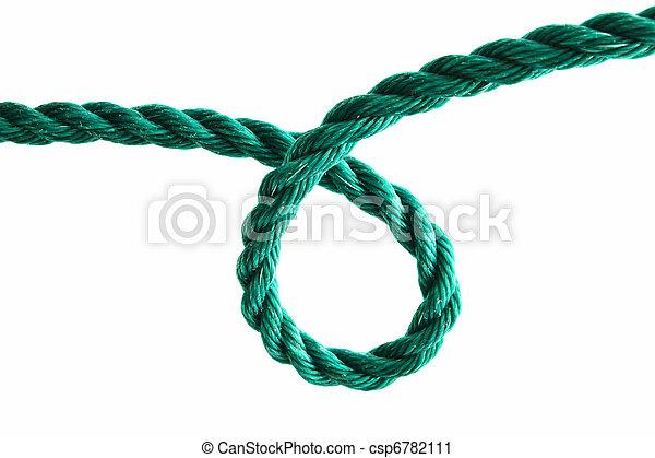 La cuerda verde - csp6782111